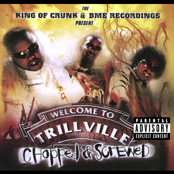 Trillville - Neva Eva - From King Of Crunk/Chopped & Screwed