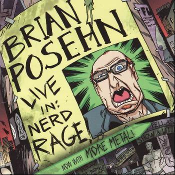 Brian Posehn - Live In: Nerd Rage