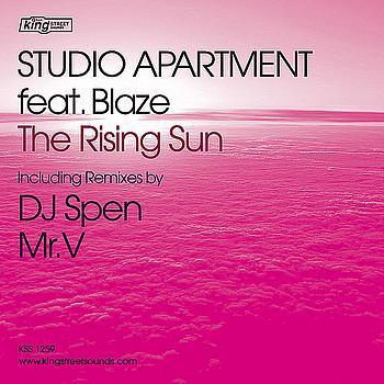 Studio Apartment - The Rising Sun (DJ Spen & Mr. V Remixes)