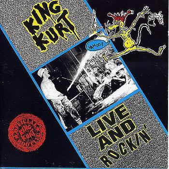King Kurt - Live And Rockin