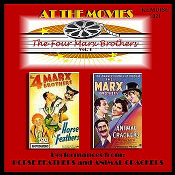 The Marx Brothers - Horse Feathers / Animal Crackers