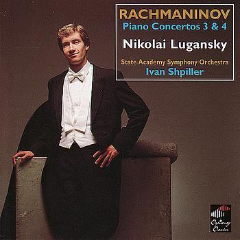 Nikolai Lugansky - Rachmaninov: Piano Concertos 3 & 4