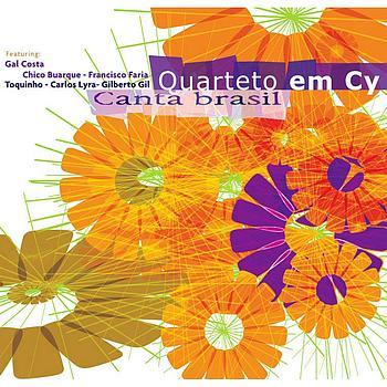 Quarteto Em Cy - Quarteto Em Cy canta Brazil