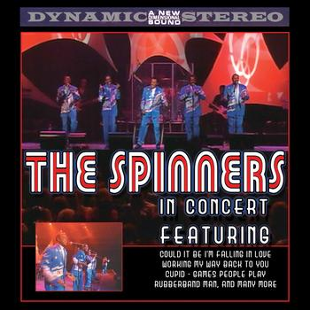 The Spinners - In Concert