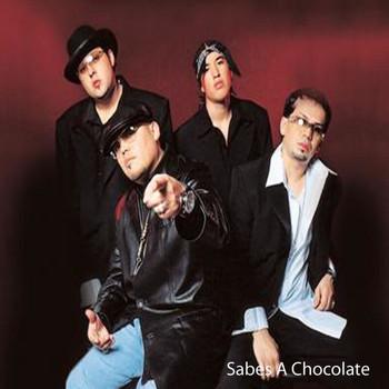 A.B. Quintanilla III Y Los Kumbia Kings - Sabes A Chocolate
