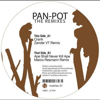 Pan-Pot - Pan-Pot Remixe