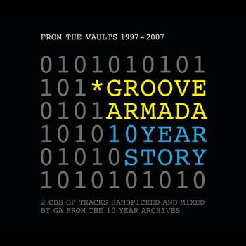 Groove Armada - GA10
