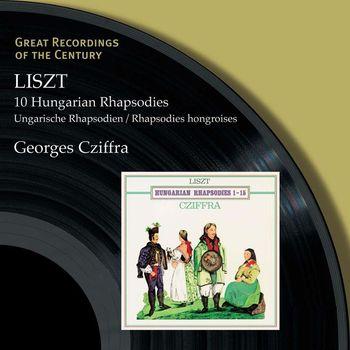Georges Cziffra - Liszt:Hungarian Rhapsodies