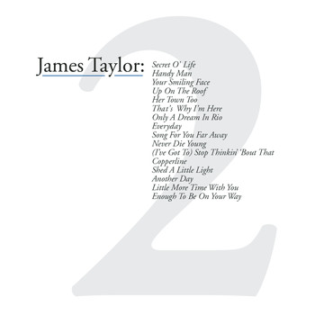 James Taylor - Greatest Hits Volume 2