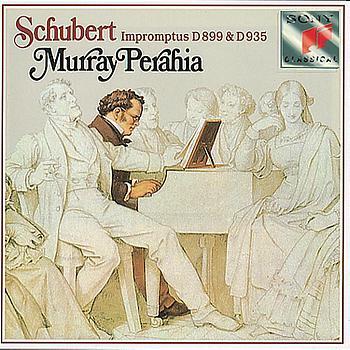 Murray Perahia - Schubert: Impromptus, D. 899 (Op. 90) & D. 935 (Op. 142)