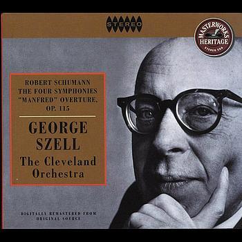 George Szell - Schumann: Symphonies 1-4, Manfred Overture