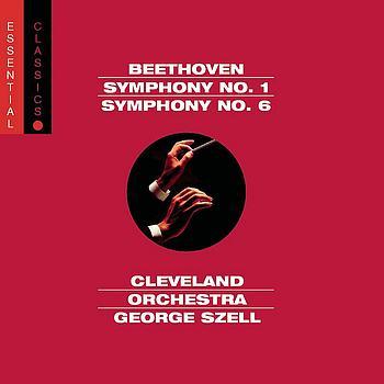"George Szell - Beethoven: Symphony No. 1; Symphony No. 6 ""Pastoral""; Egmont Overture"