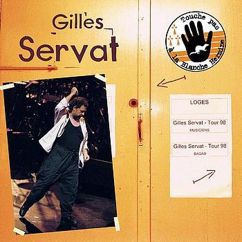 Gilles Servat - Gilles Servat En Concert