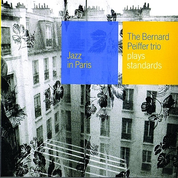 Bernard Peiffer Trio - Plays Standards