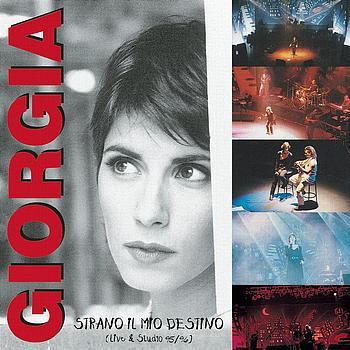 Giorgia - Strano Il Mio Destino (Live & Studio 95/96)