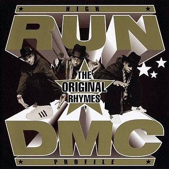 """RUN-DMC - RUN DMC """"High Profile: The Original Rhymes"""""""