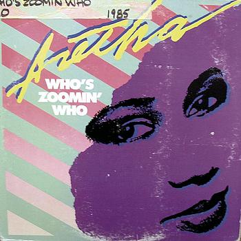 Aretha Franklin - Dance Vault Remixes - Who's Zoomin' Who?