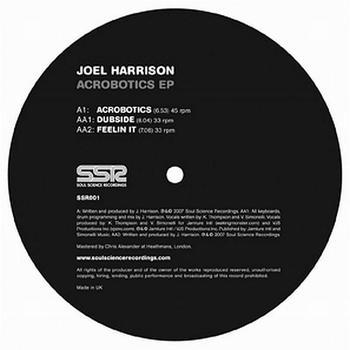 Joel Harrison - Acrobotics Ep