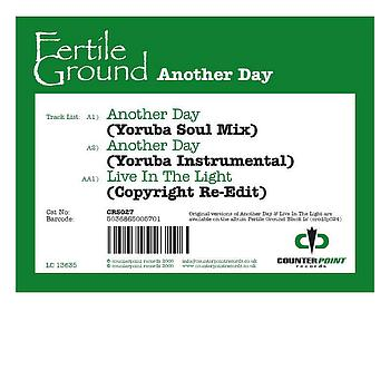 Fertile Ground - Another Day (osunlade Remixes)