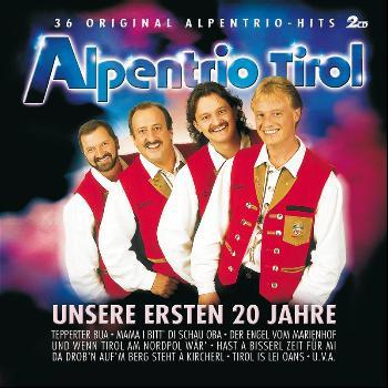 Alpentrio Tirol - Unsere Ersten 20 Jahre
