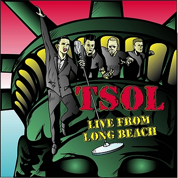 TSOL - Live From Long Beach