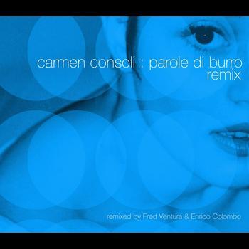Carmen Consoli - Parole Di Burro