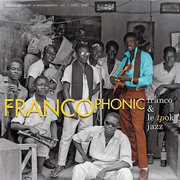 Franco - Francophonic - Vol. 1: 1953-1980