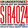 The Undertones - You've Got My Number