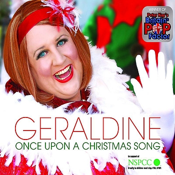 Peter Kay's - Geraldine McQueen - Once Upon A Christmas Song