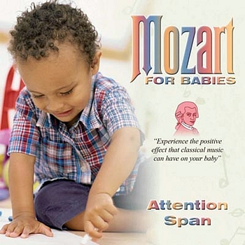 Mozart - Mozart For Babies Attention Span