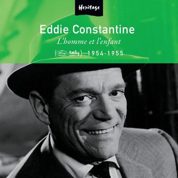 Eddie Constantine - Heritage - L'Homme et l'Enfant - Mercury / Barclay (1954-1955)