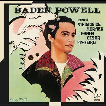 Baden Powell - Canta Vinicius de Moraes e Paolo César Pinheiro