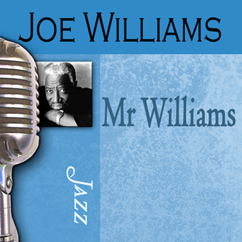 Joe Williams - Mr. Williams