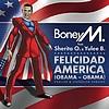Boney M. feat. Sherita O. & Yulee B. - Felicidad America (Obama - Obama)