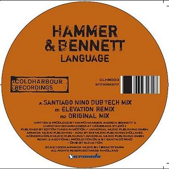 Hammer & Bennett - Language
