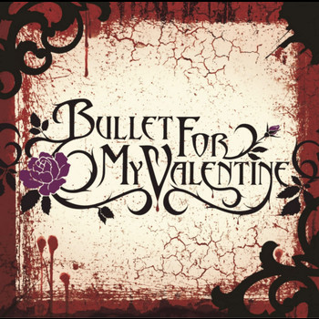Bullet For My Valentine - Hand Of Blood / 4 Words