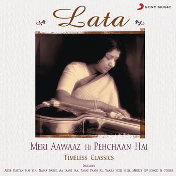 Lata Mangeshkar - Lata - Meri Aawaaz Hi Pehchaan Hai