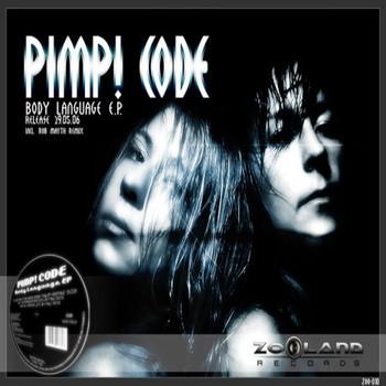 Pimp! Code - Body Language EP