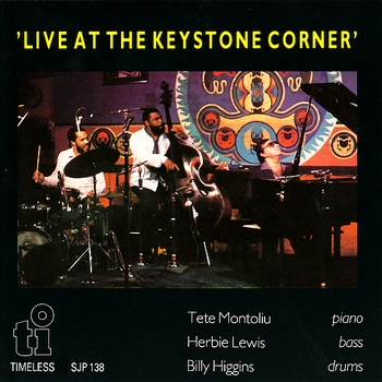 Tete Montoliu - Live At the Keystone Corner