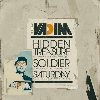 DJ Vadim - Hidden Treasure