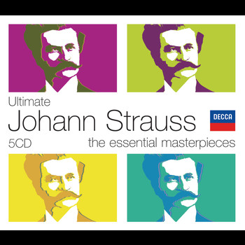 Willi Boskovsky / Wiener Philharmoniker - Ultimate Strauss Family