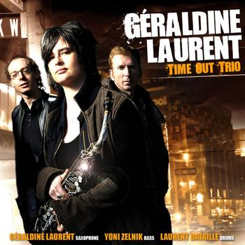 Géraldine Laurent - Time Out Trio