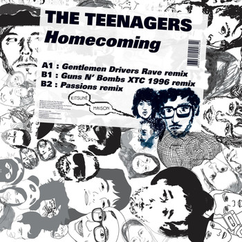 The Teenagers - Kitsuné: Homecoming