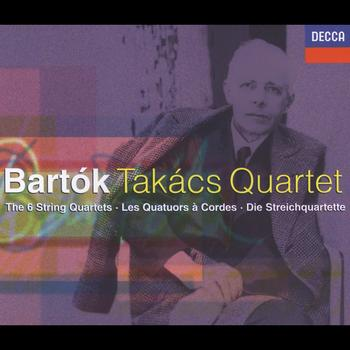 Takács Quartet - Bartók: The String Quartets