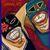 Carnival Art - Wrestling Swamis Vs. Mr. Blue Veins