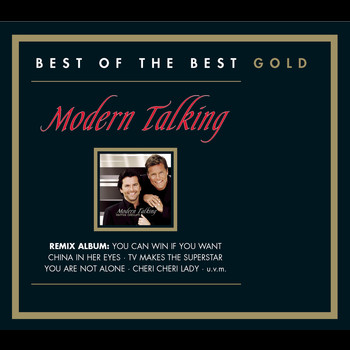Modern Talking - Remix Album