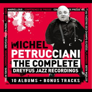 Michel Petrucciani - The Complete Dreyfus Jazz Recordings (L'intégrale)