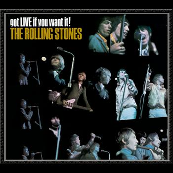 The Rolling Stones - Got Live If You Want It!