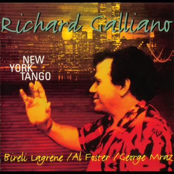 Richard Galliano - New York Tango