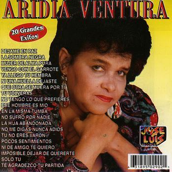 Aridia Ventura - 20 Grandes Exitos
